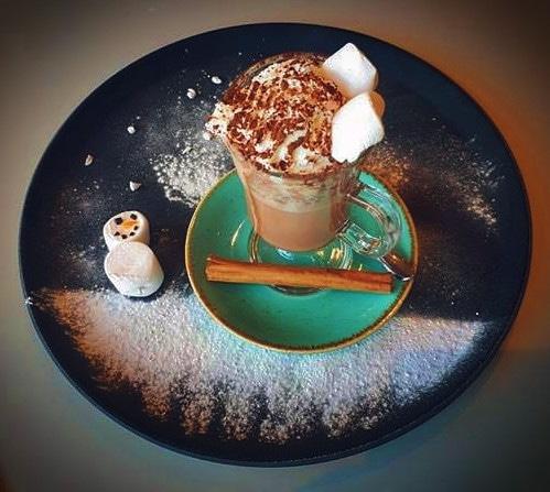 UNA Kitchen Christmas Dessert