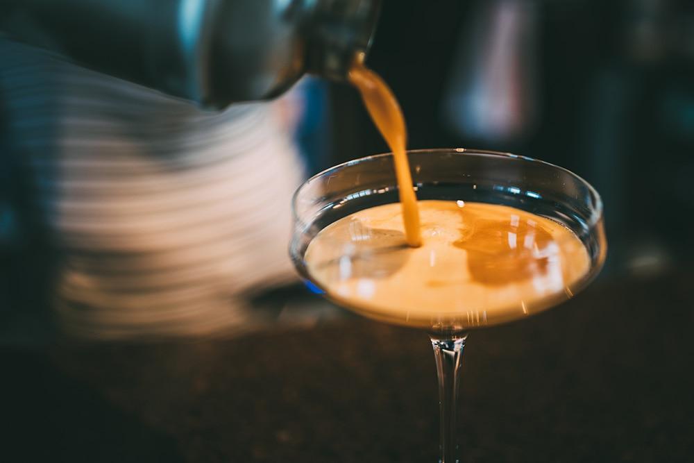 UNA Kitchen Cocktail