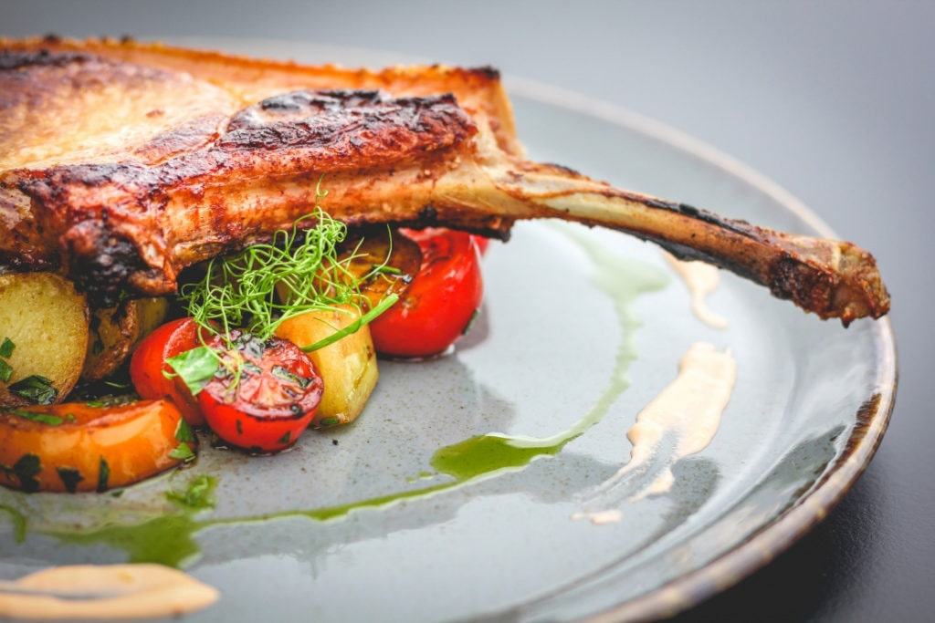 UNA Kitchen Pork
